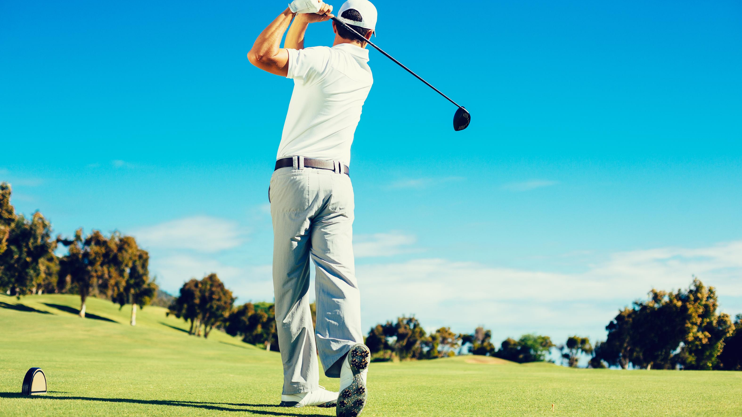 Golf Low Back & Hip Pain