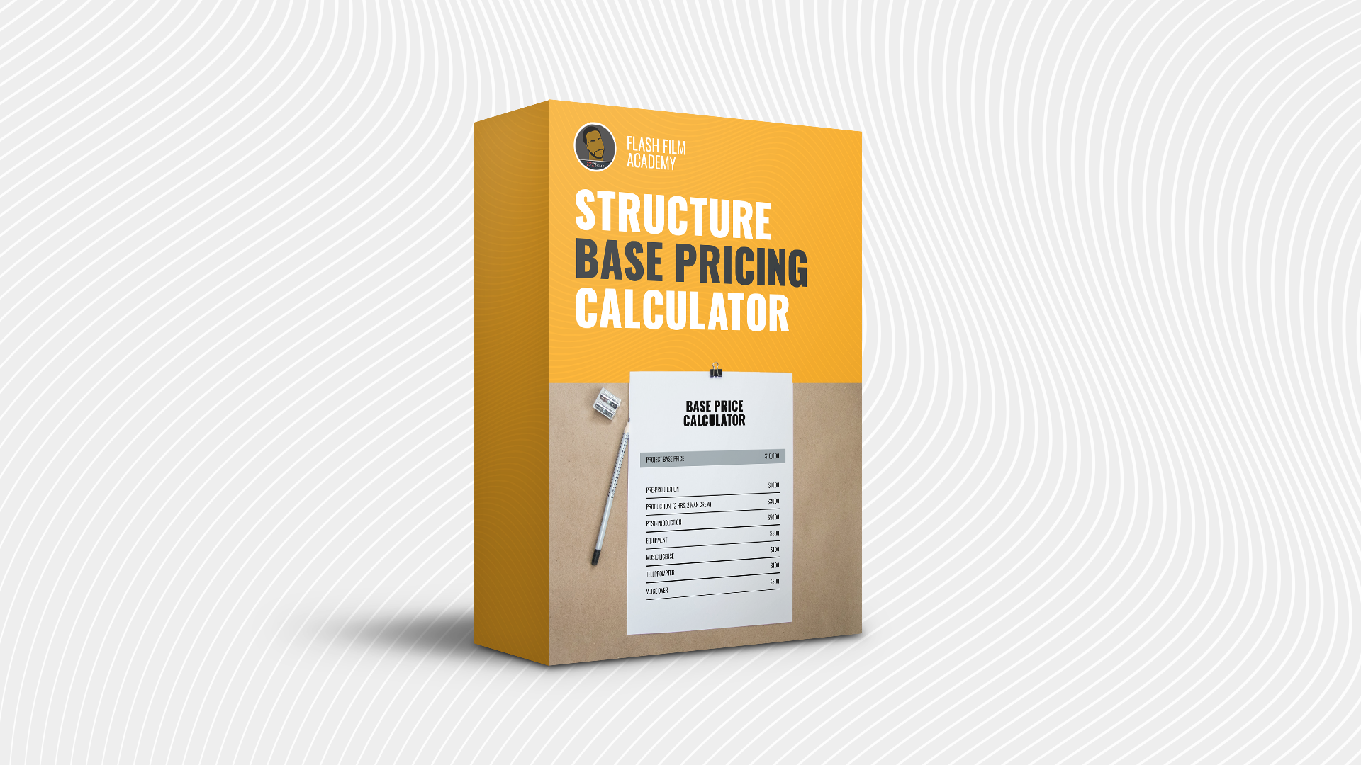 Structure Base Pricing Calculator