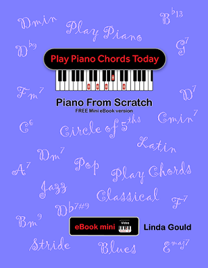 Cover from Piano From Scratch