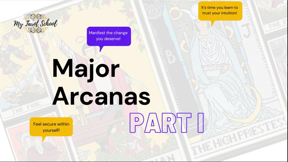 Tarot Course - Part I
