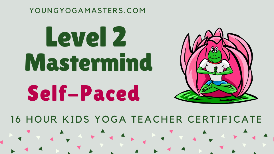 Business Planning and Curriculum Design for Kids Yoga