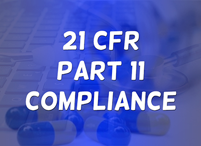 Online Training On  21 CFR Part 11 (Electronic Records/Electronic Signatures) Compliance for Computer Systems Regulated by FDA