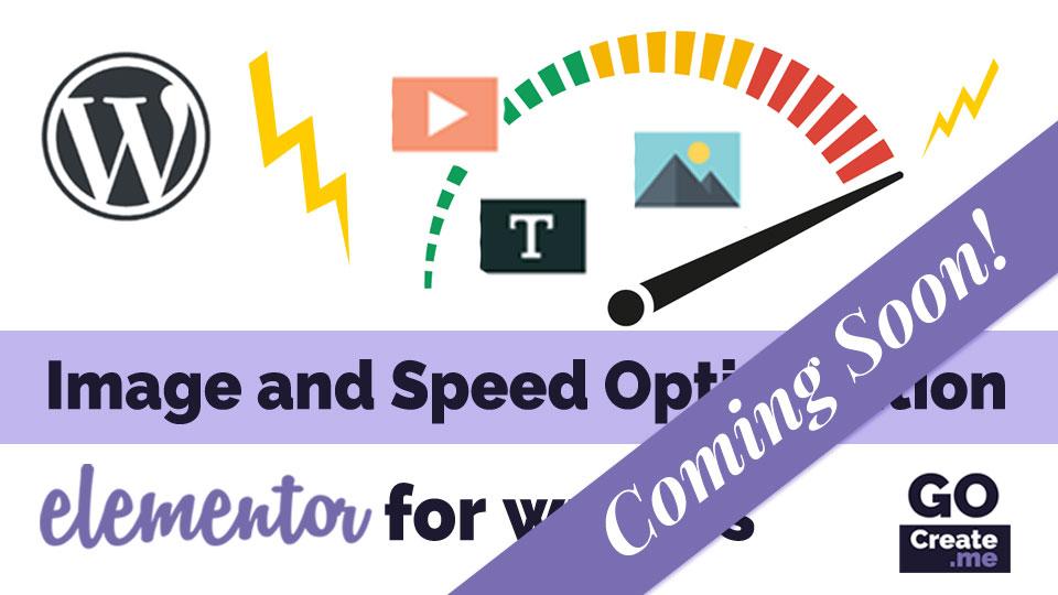 Image & Speed Optimization