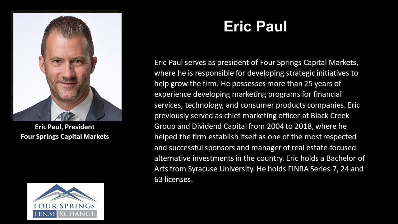 APEG Eric Paul