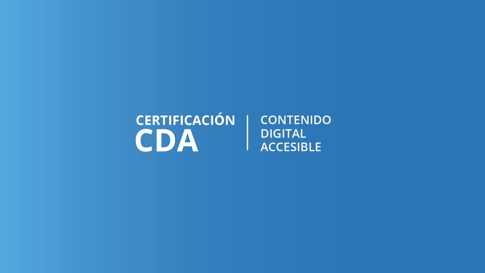Contenido Digital Accesible
