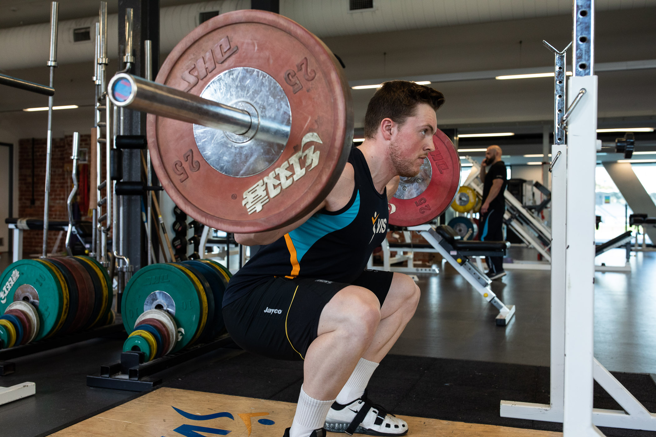 Image: Squats. Are they the best quads strengthening exercise?