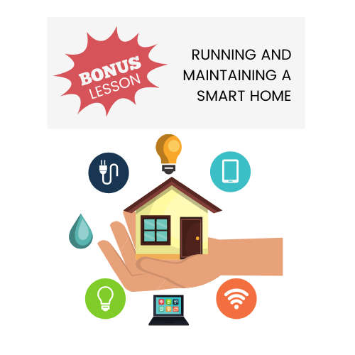 smart home training