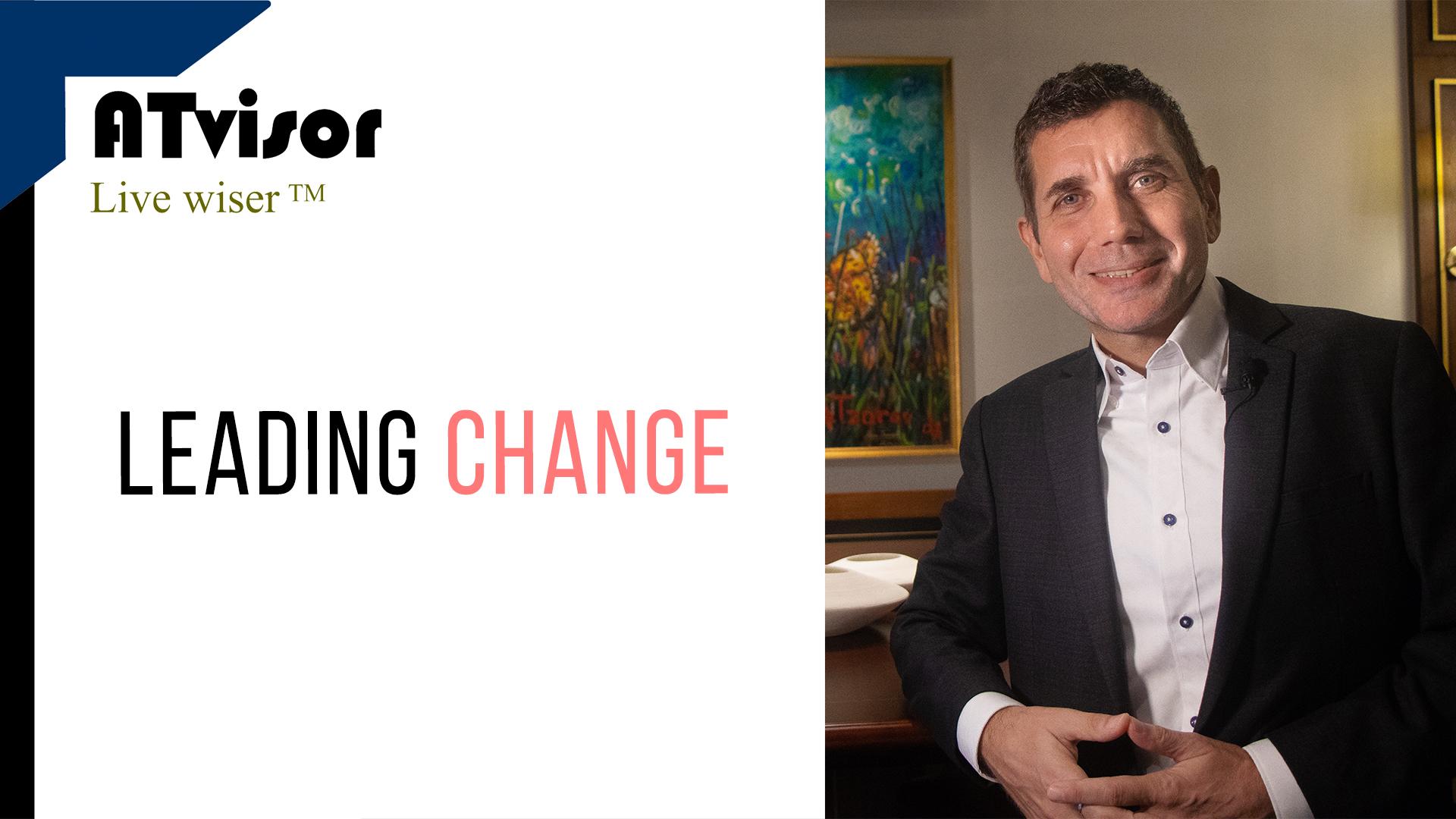 Leading People & Change