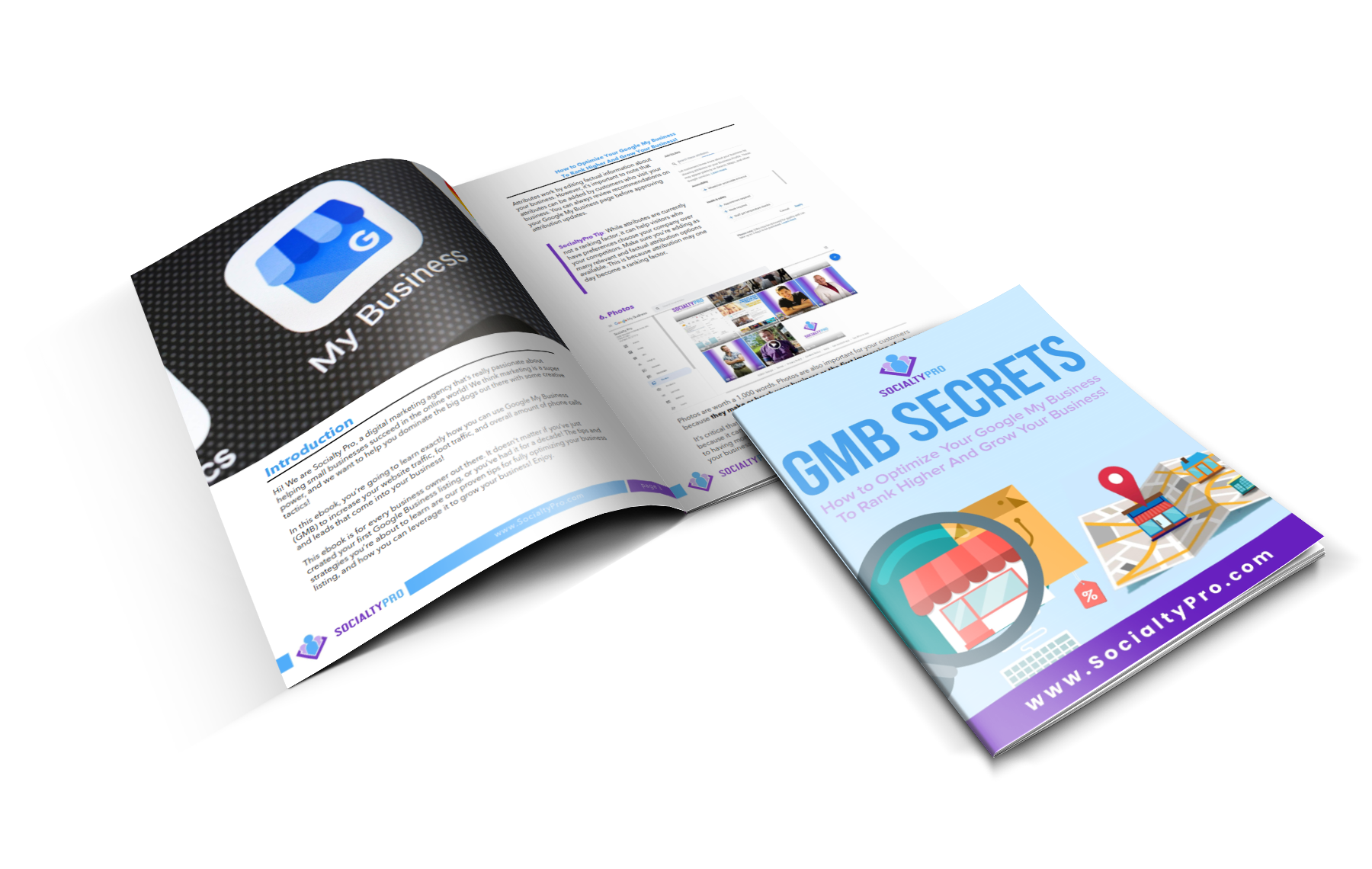 Google My Business Secrets E