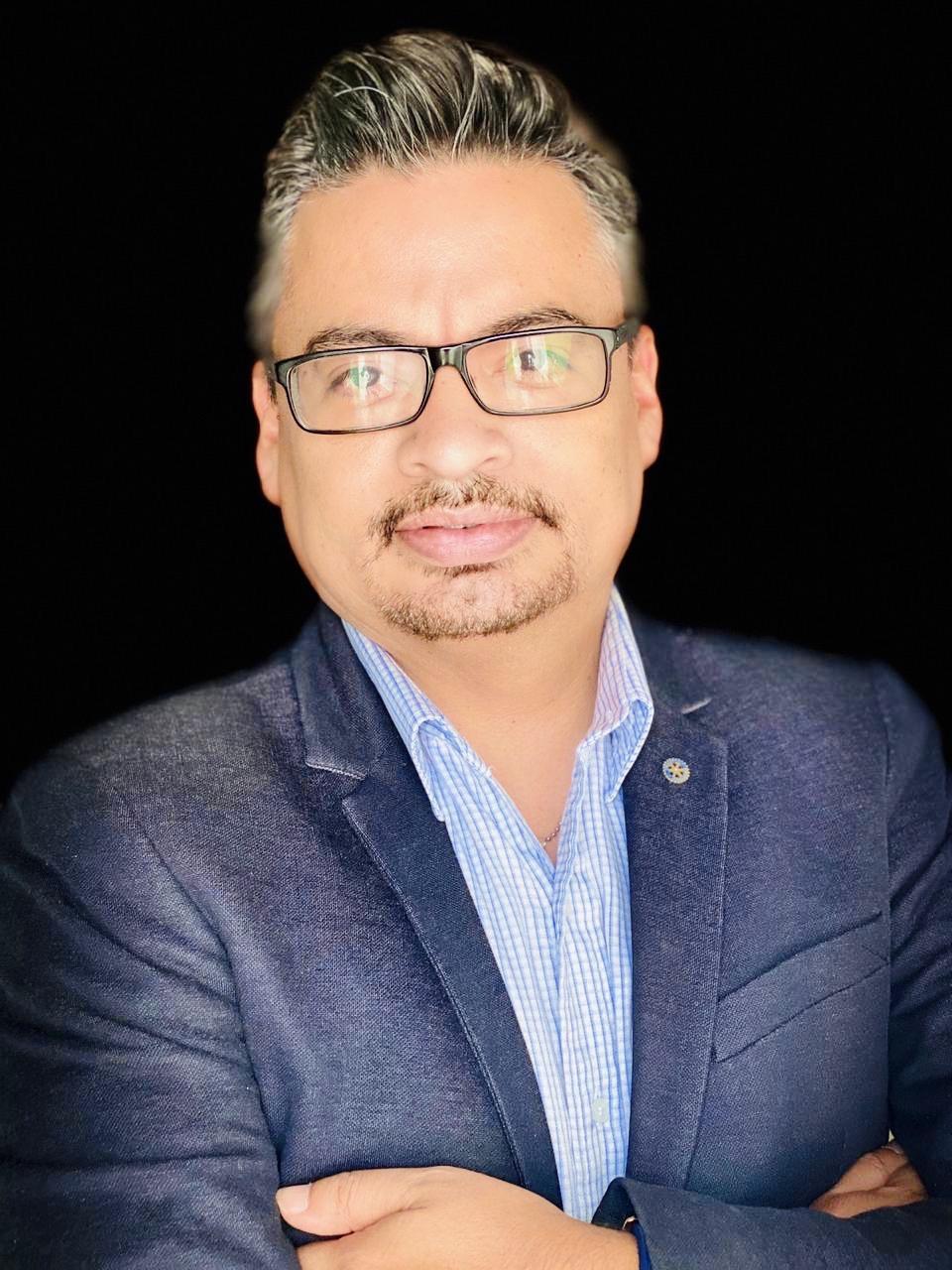 Enrique Javier Covarrubias Mora,Socio Director de la Firma Mora & Vázquez Asociados S. C