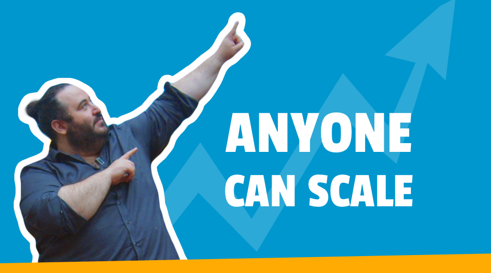 Koudetat Anyone can Scale