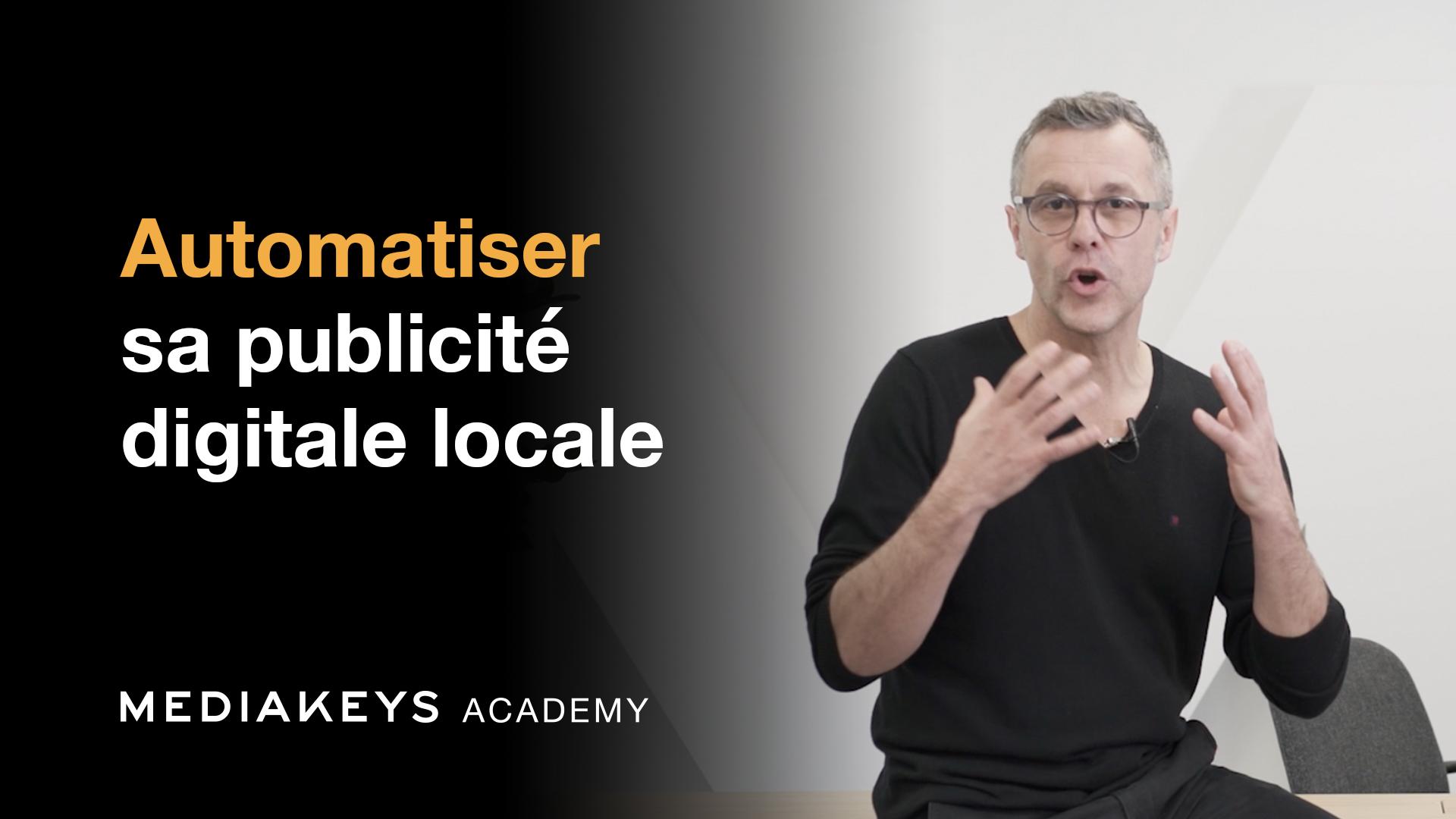 Mediakeys academy, module 3