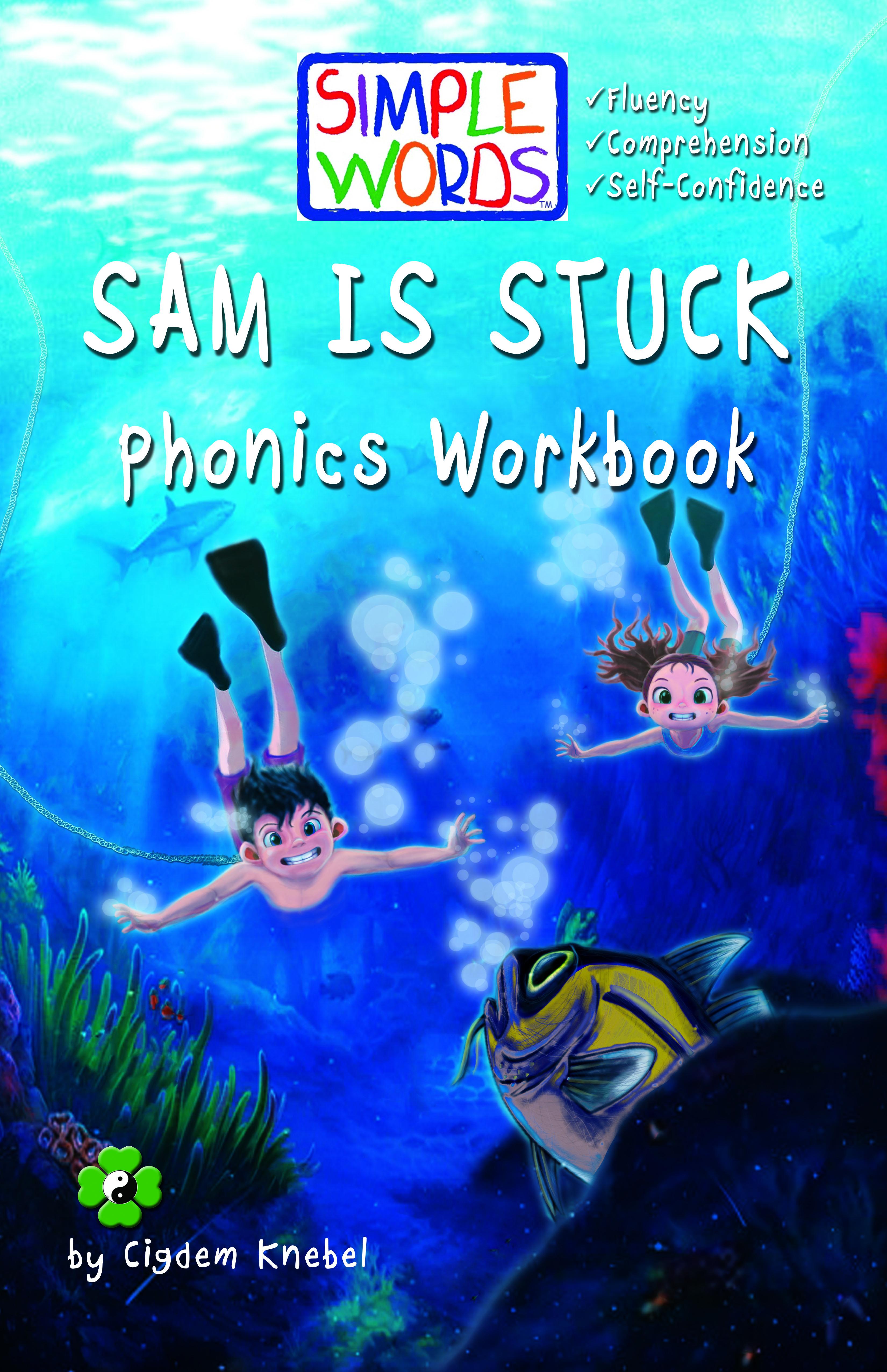 Phonics Workbook Cover