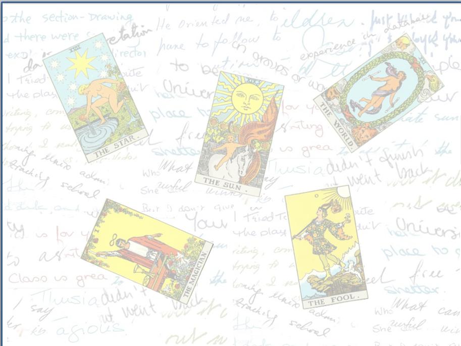 Tarot & Handwriting