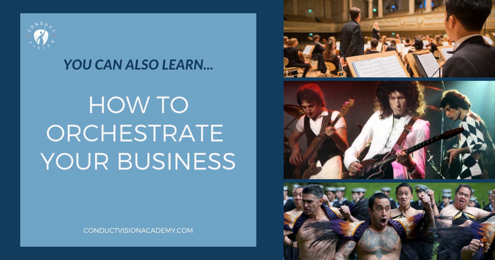 How to Orchestrate Your Business