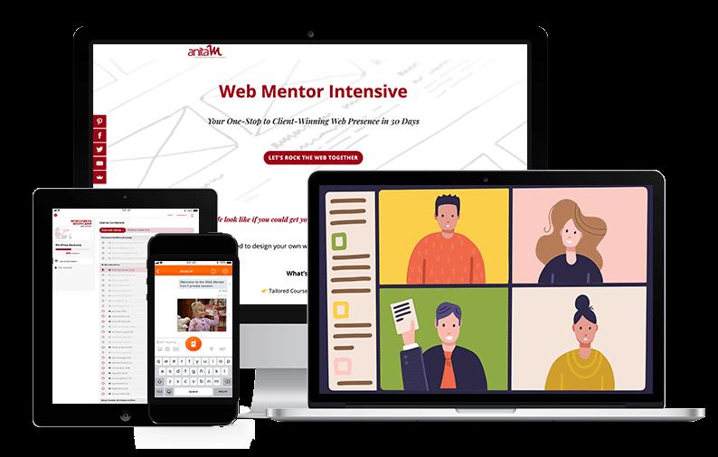 Web Mentor Intensive | AnitaM