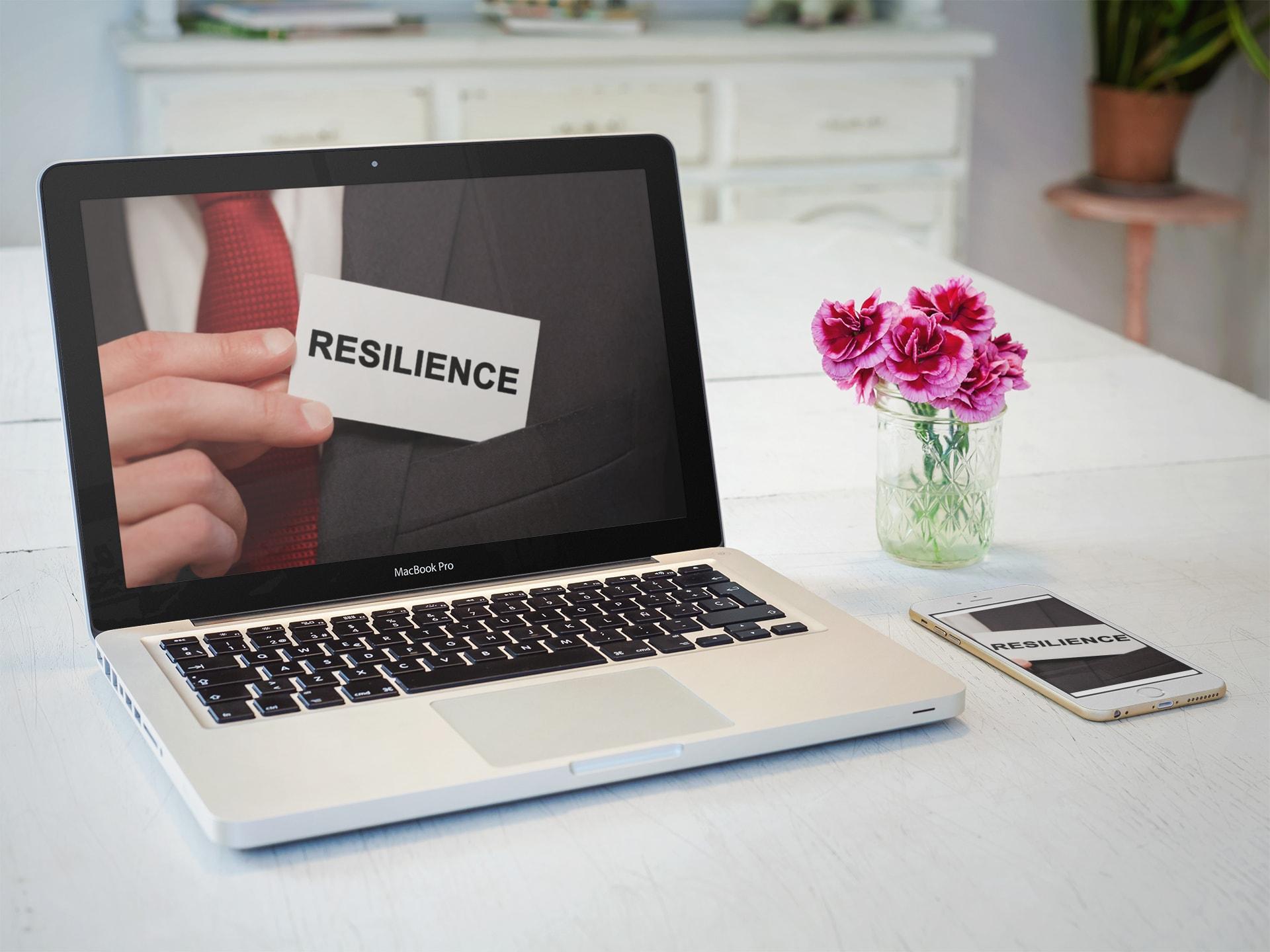 shining through adversity online course