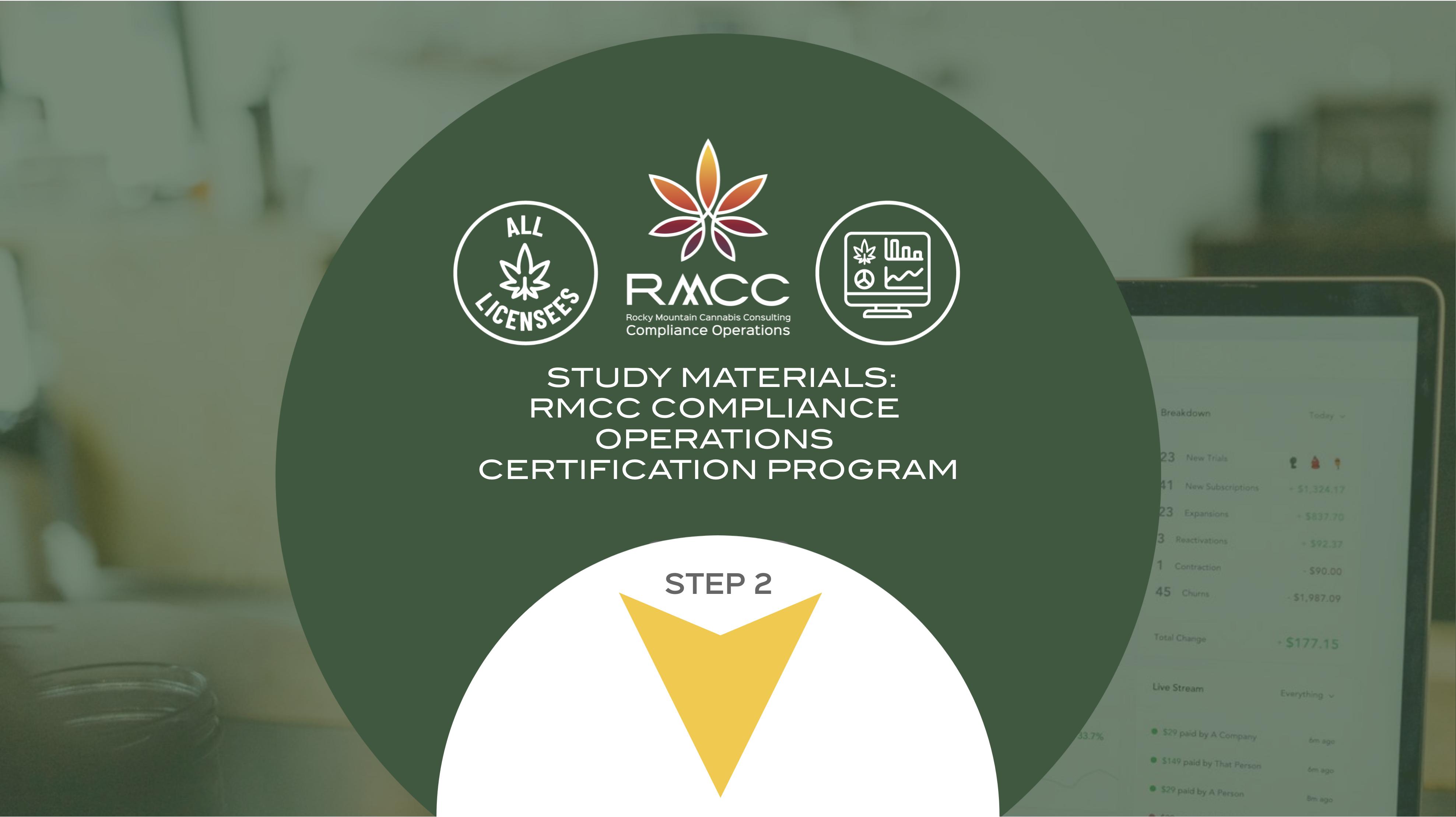 RMCC METRC tickets, METRC training, Oklahoma cannabis, Maine Cannabis, Oregon Cannabis, coronavirus, cannabis certification