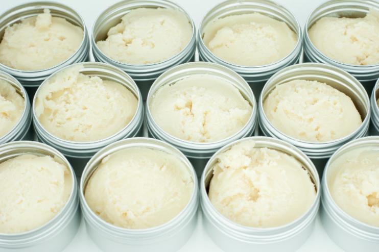 Organic Body Butter