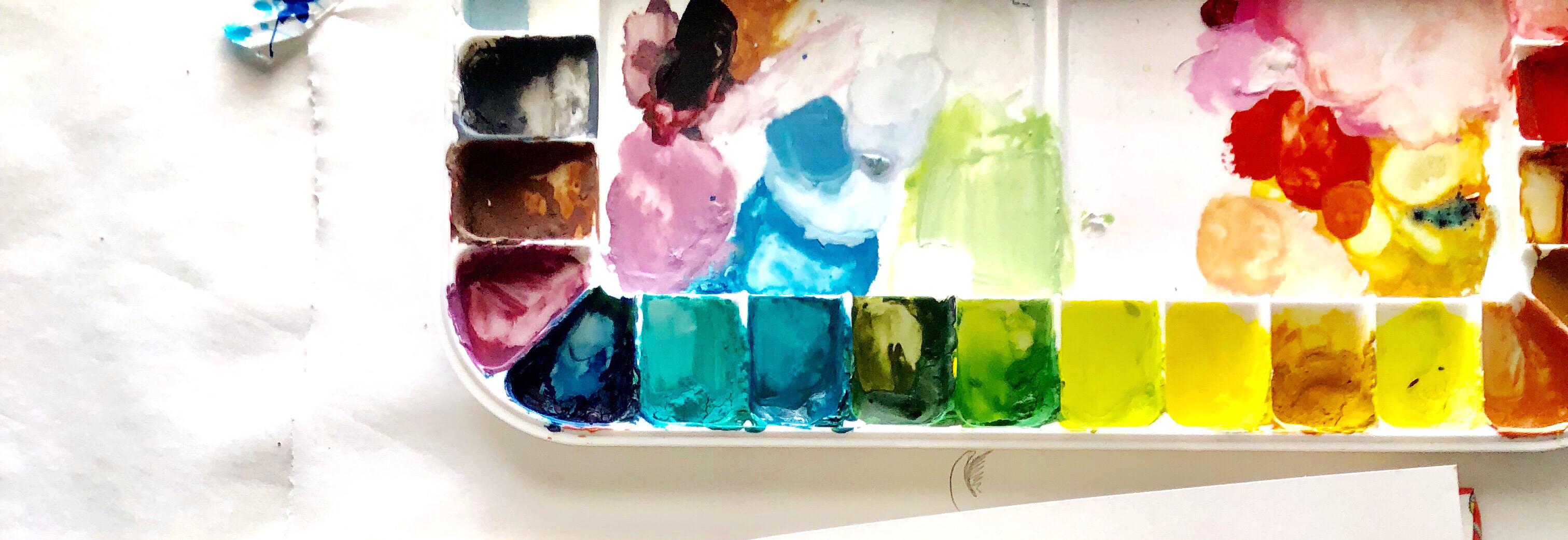 Paint Pallets