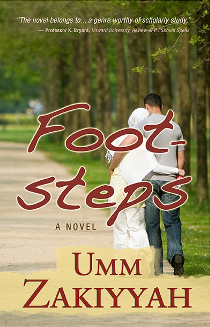 Footsteps front cover