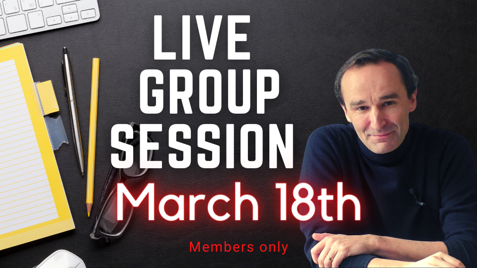 Live Group Session