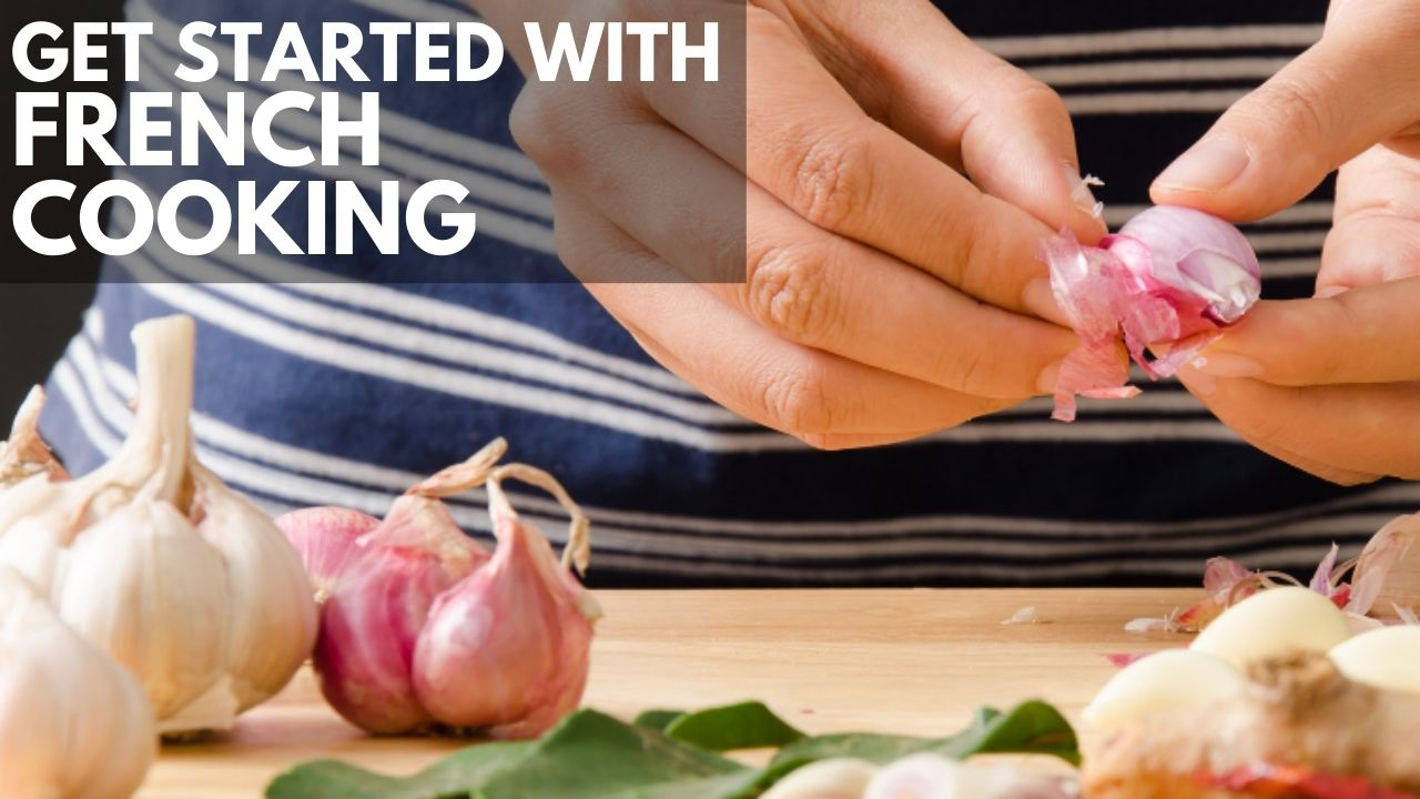 online French cooking course