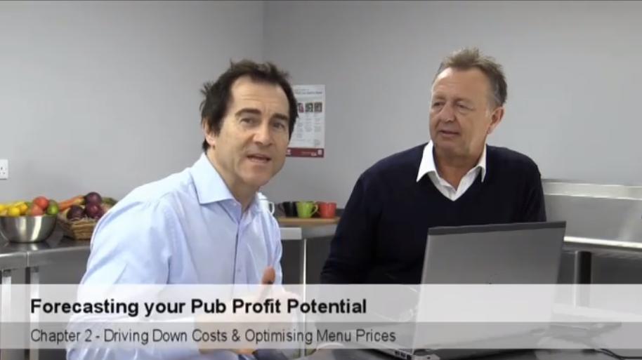 Food Profit Formula for Pubs