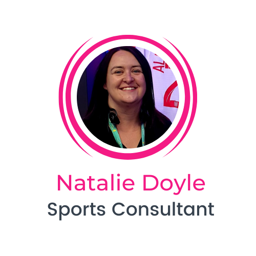 Photo of freelancer Natalie Doyle smiling