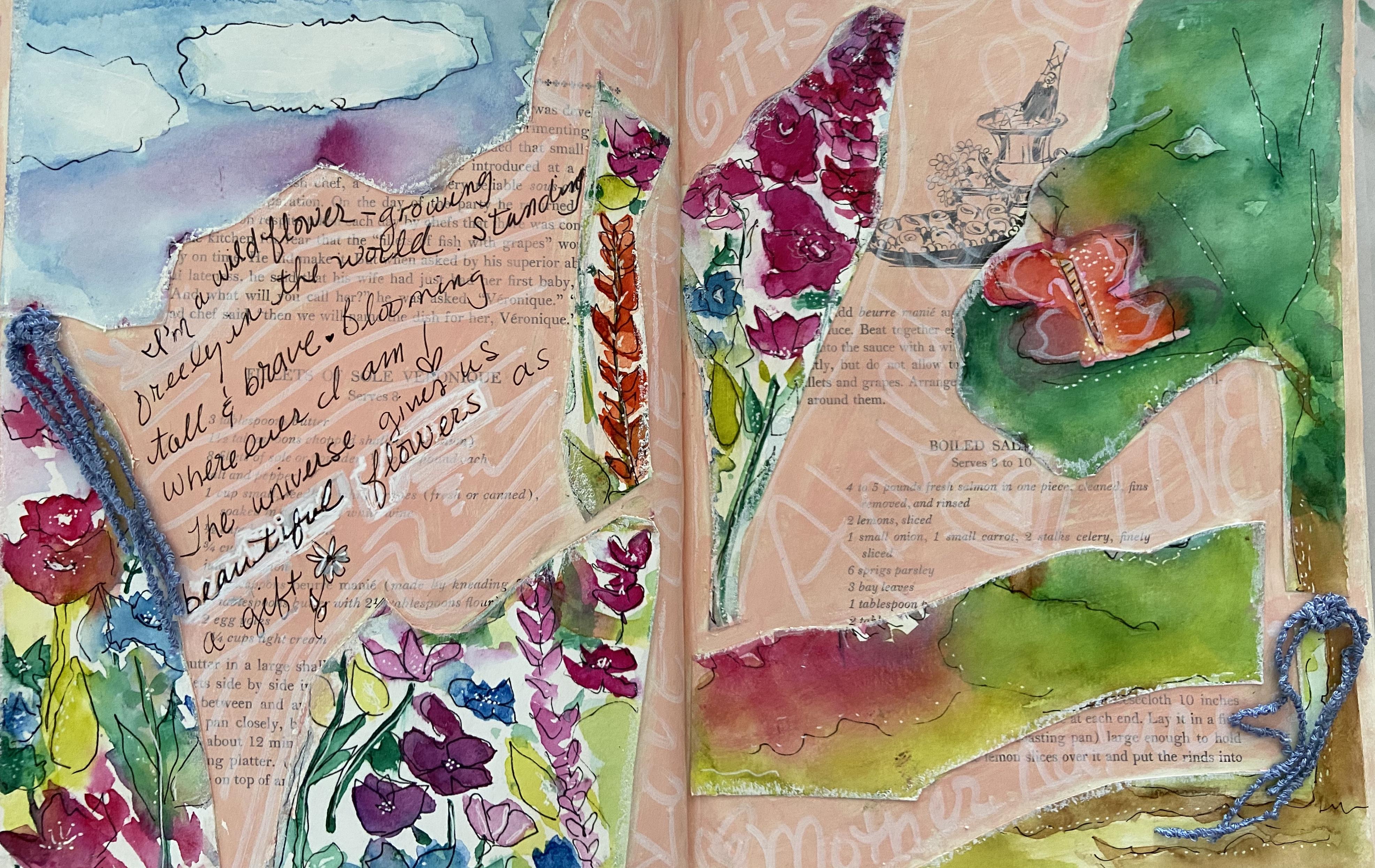 Watercolor & Pen with Barb Lentz