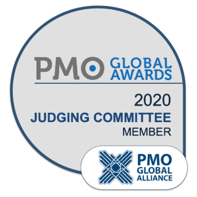 PMO global awards - 2020
