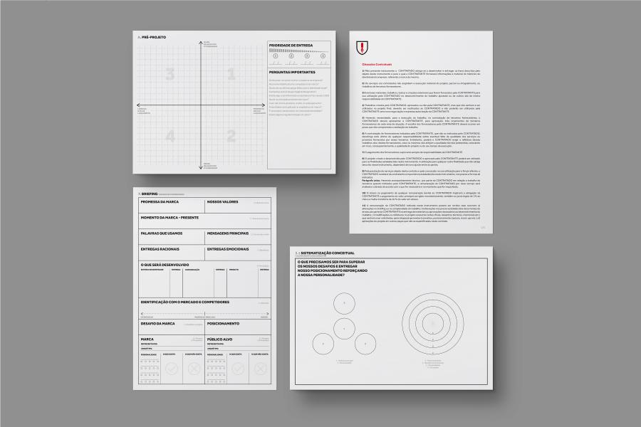 checklist de identidade visual