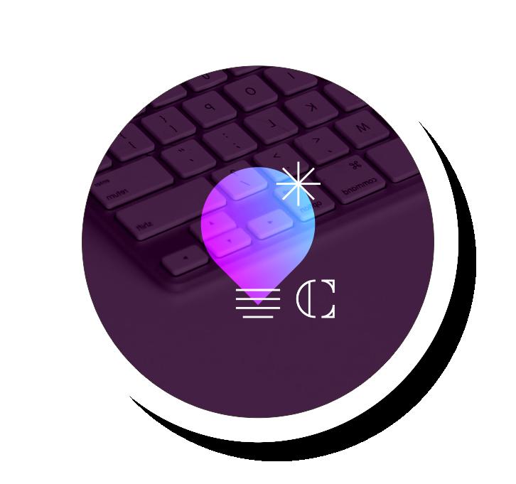 icone do curso online de criatividade