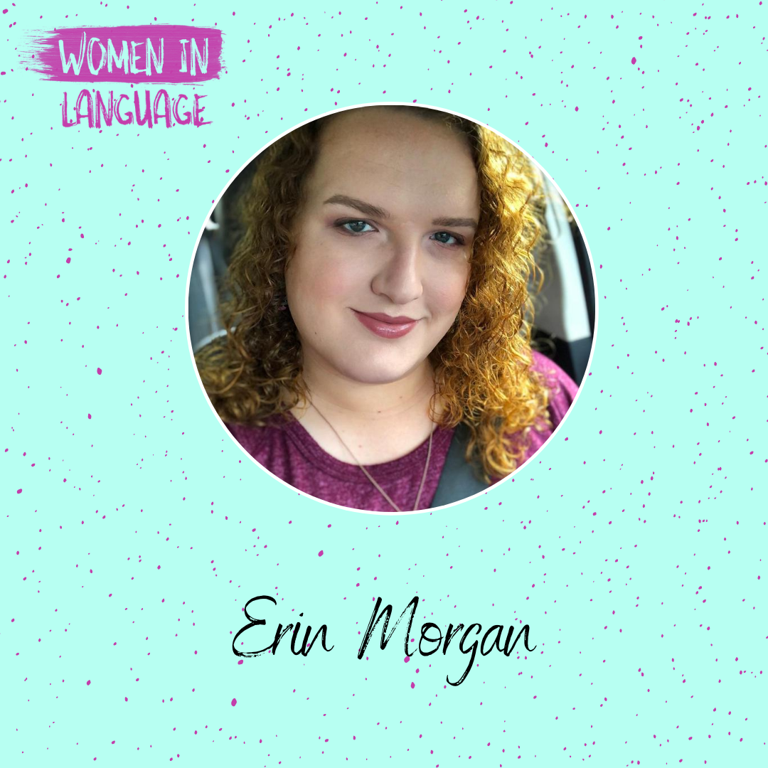 Erin Morgan (Polyglot Erin)