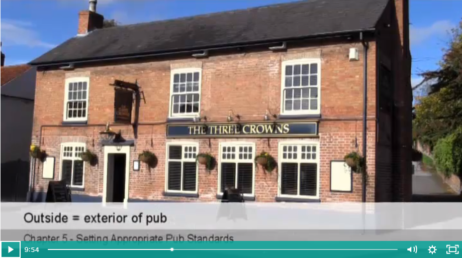 The importance of optimising your pub kerbside appeal, and how to achieve it
