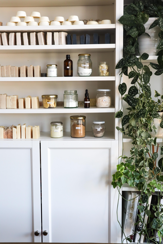Soap Library | Bottega Zero Waste