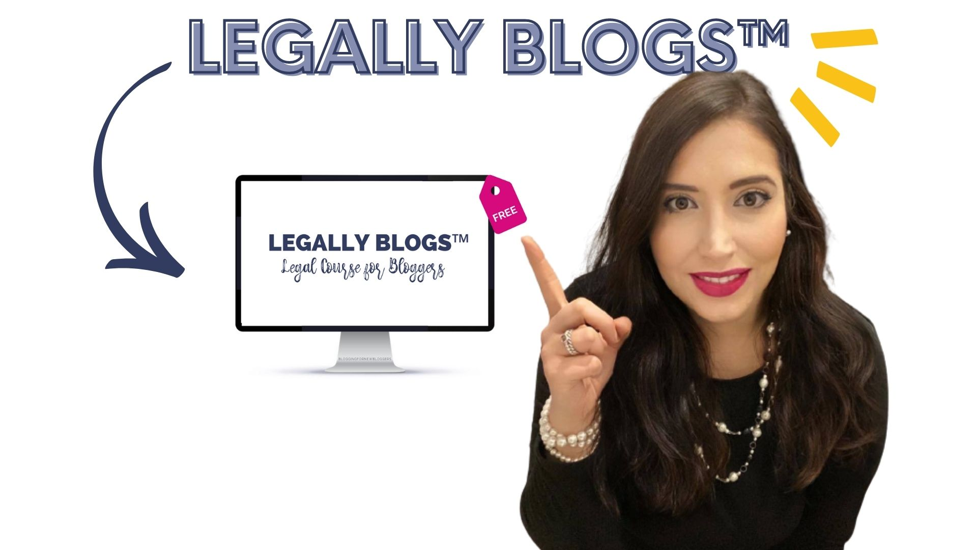 Legally Blogs - legal course for bloggers