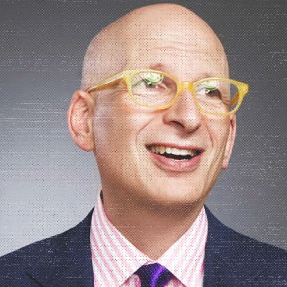 Seth Godin, world-renowned entrepreneur, best-selling author, and speaker