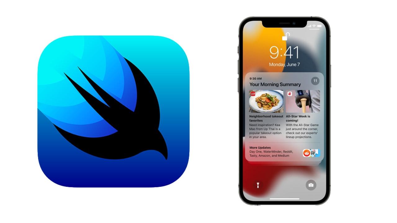 Créer des apps iPhone avec SwiftUI