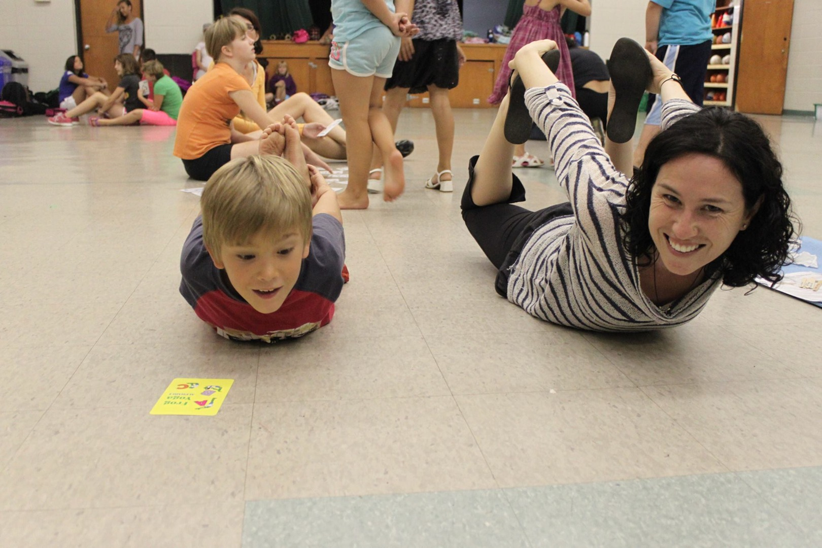 Yoga Literacy Kids Yoga Teacher Training with the Yoga Alphabet