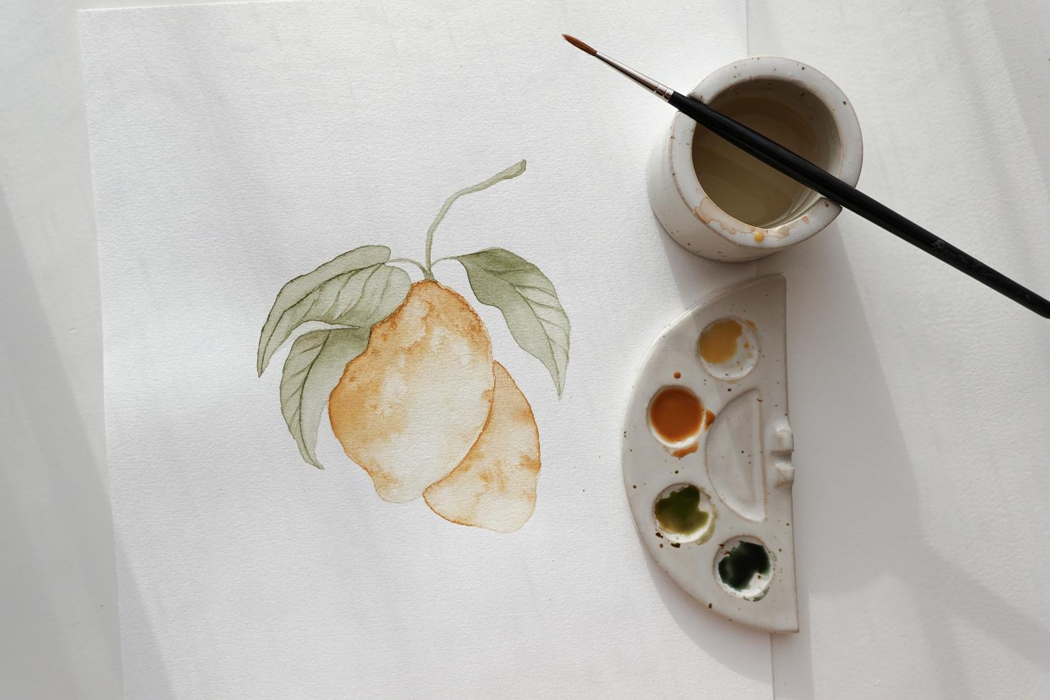 Bloom Creatives membership online watercolor art classes
