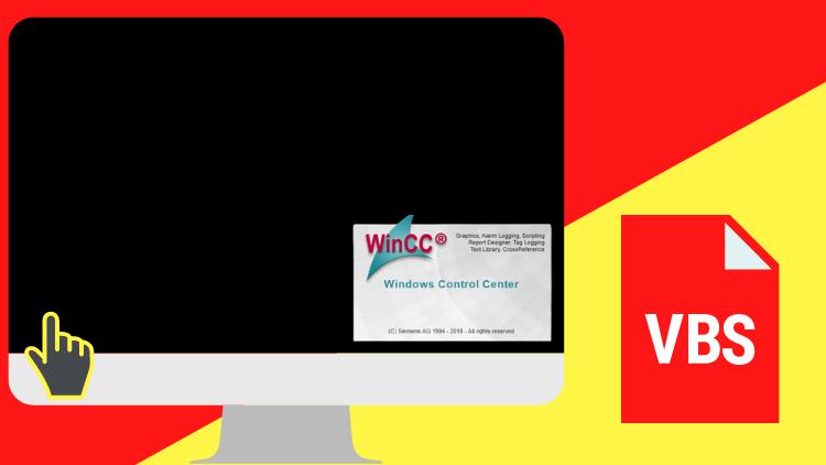 SIMATIC WinCC V7 VB scripting