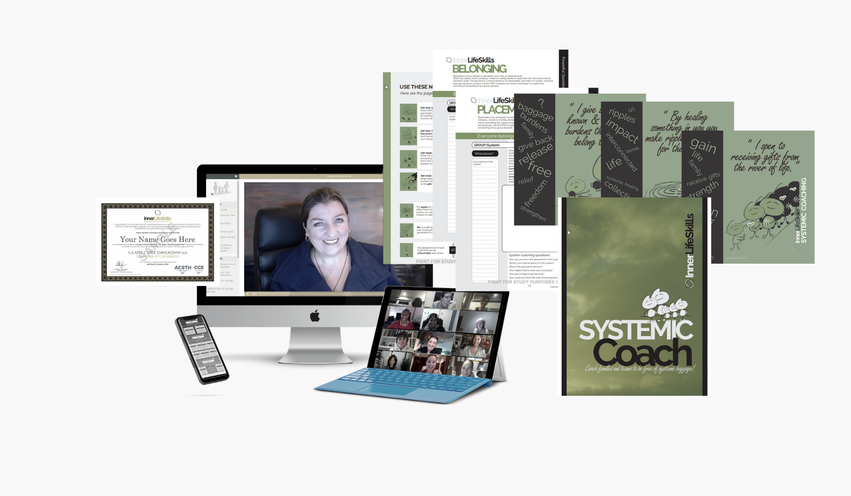 Systemic Coaching Certification