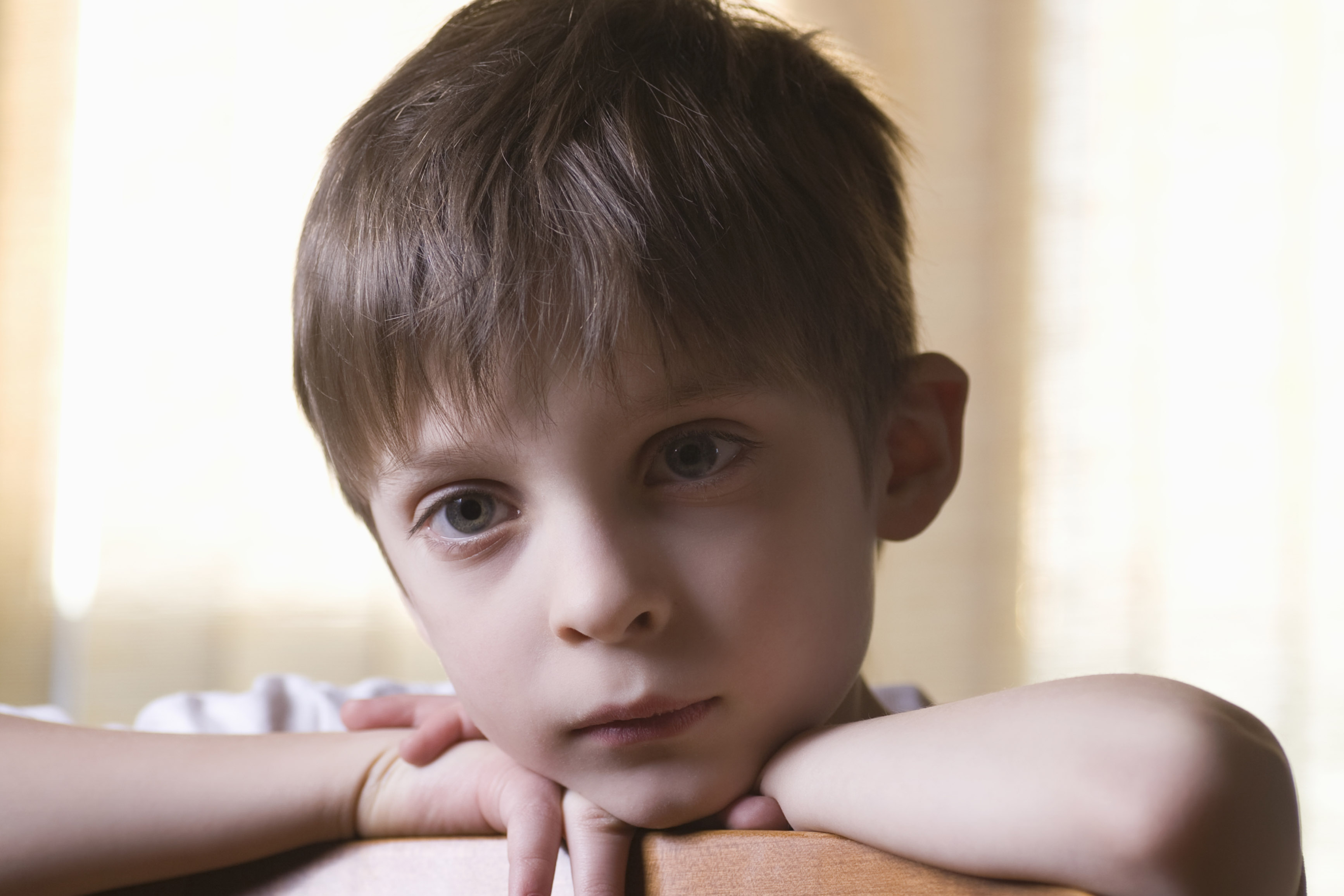 autism spectrum disorder boy