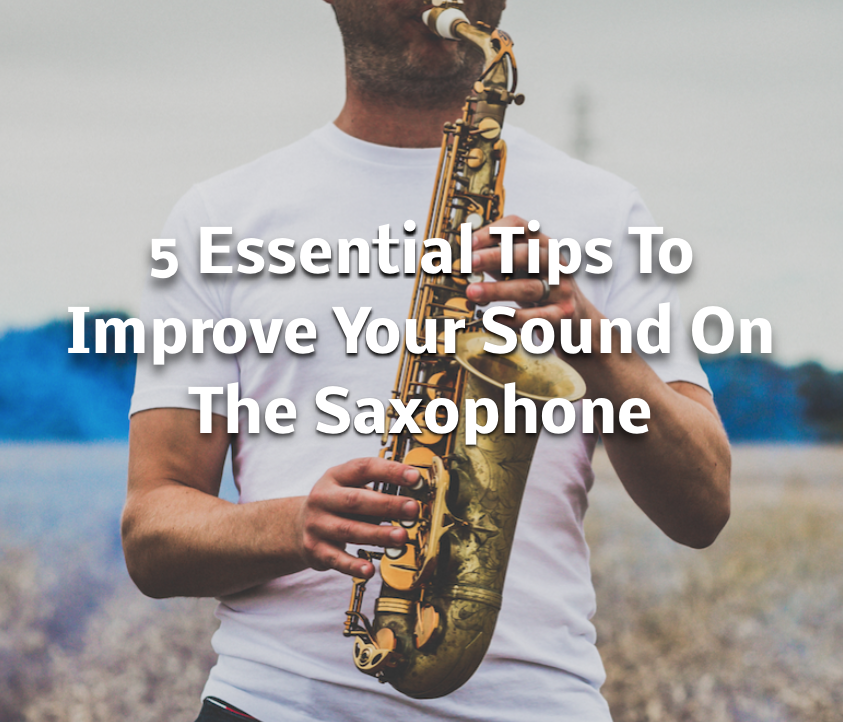 FREE Video Course For Saxophone