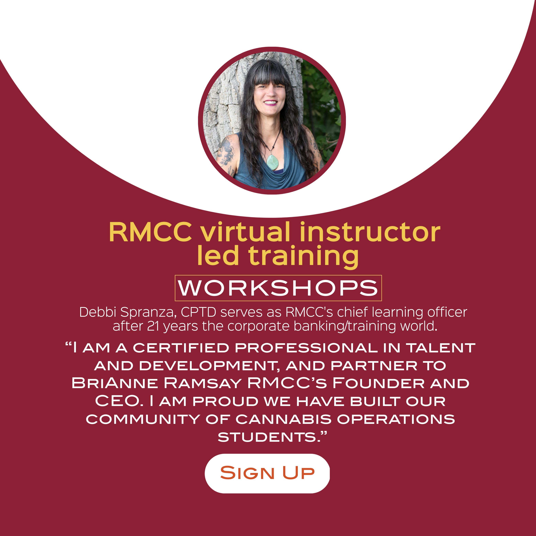 RMCC virtual instructor led training workshops