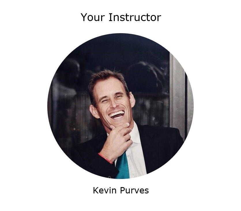 Kevin Purves - Work-Life Balance Instructor