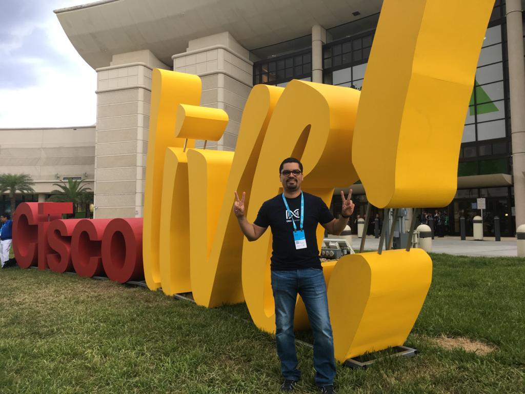Cisco Lives 2018 - Jesus Espinoza - The House of Routing