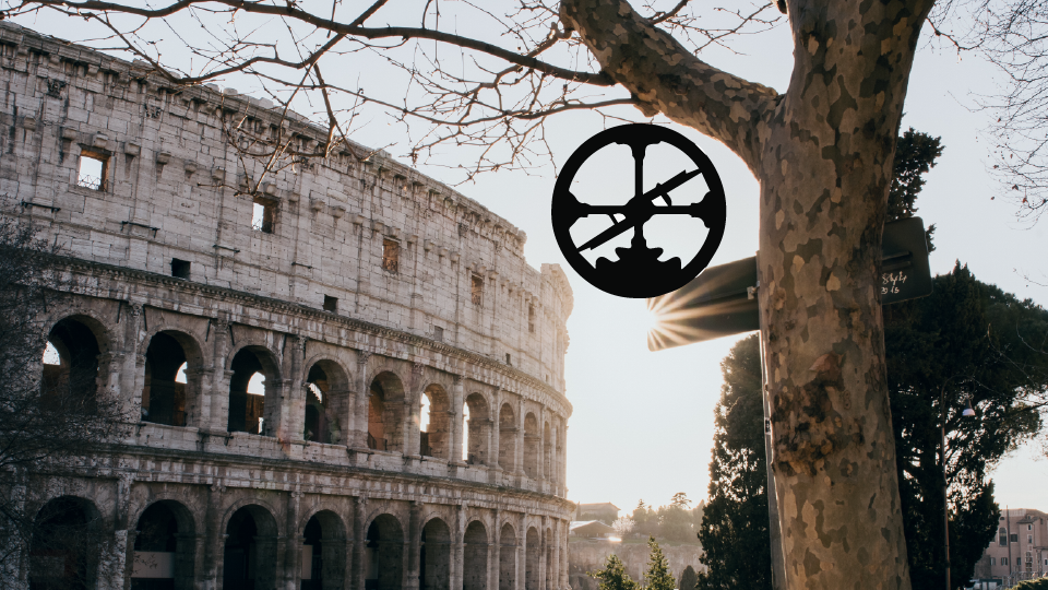 Roman colosseum, for Your Road to Roam