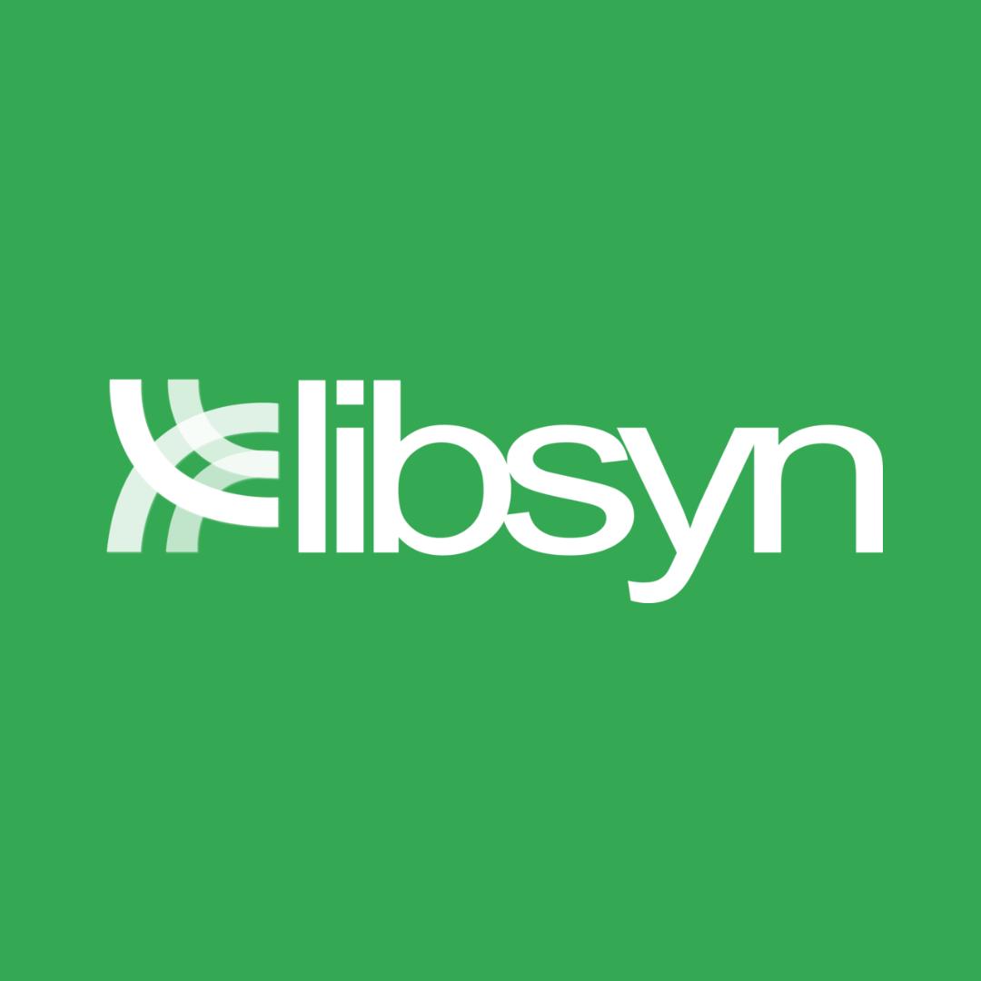 Listen to CreativesEd on Libsyn (Logo: Libsyn)